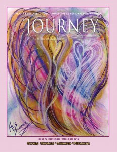 Wisdom of the Angels - Lori Daniel Falk, Journey Magazine