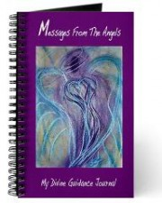 Wisdom of the Angels - messages from the angels journal
