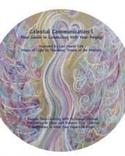 Wisdom of the Angels - angel art label