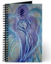Wisdom of the Angels - angel art journal