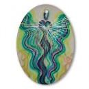 Wisdom of the Angels - Angel Art Ornament