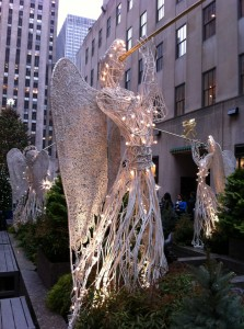 Wisdom of the Angels - Angels in NYC