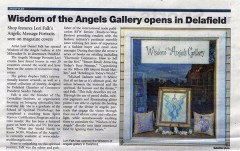 Wisdom of the Angels - Lake Country reporter