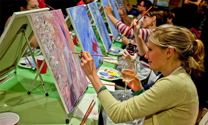 Social painting